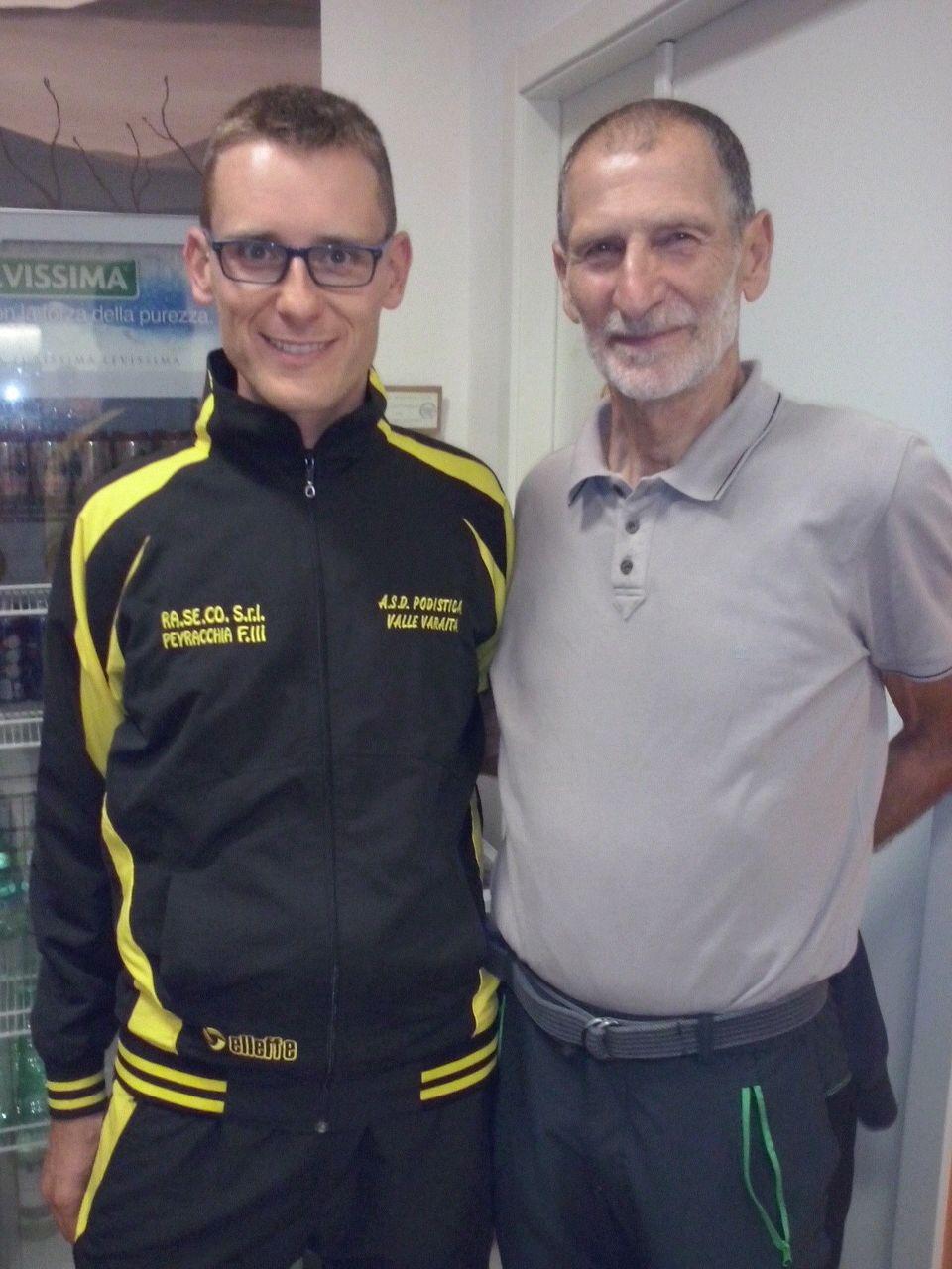 Gabri e Marco Olmo