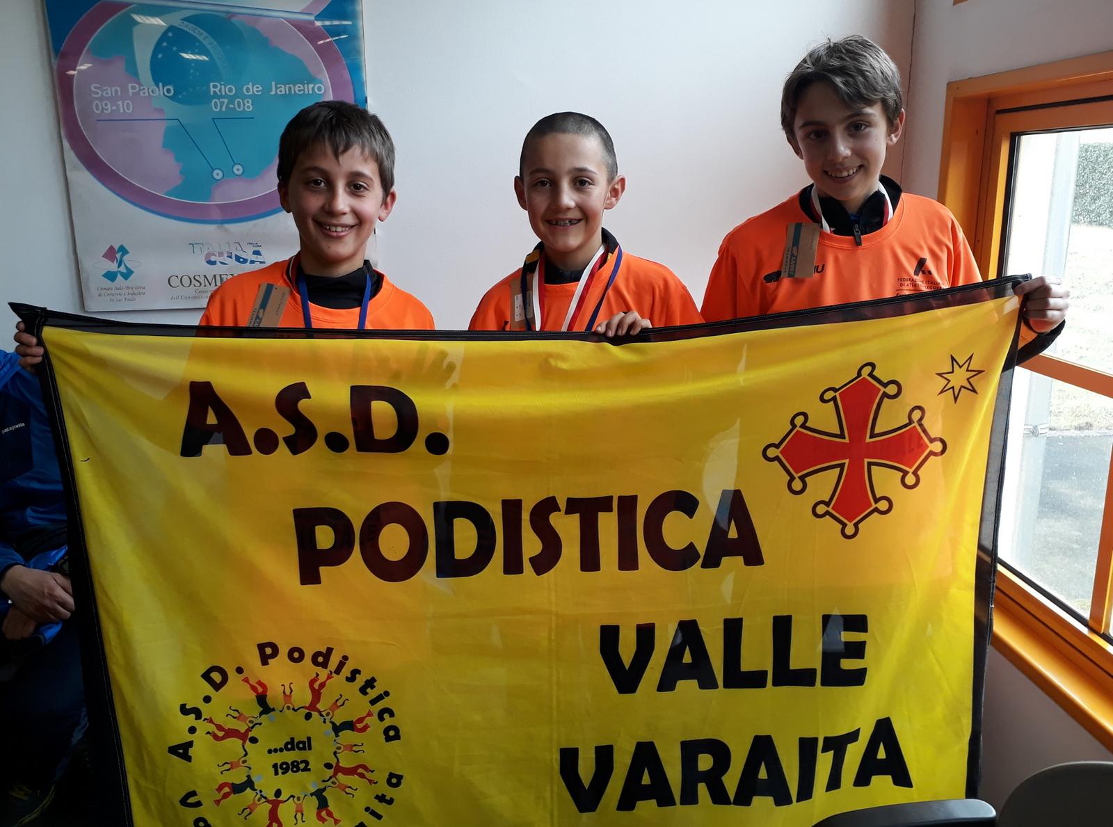 Oro ragazzi Valle Varaita